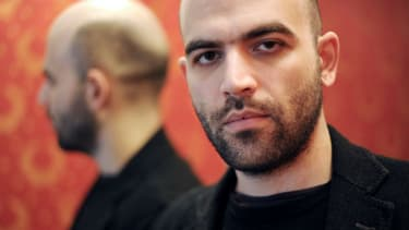 Roberto Saviano, journaliste et auteur du roman Gomorra.