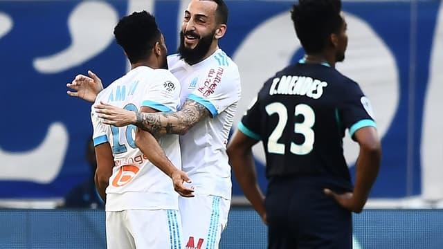 Mitroglou buteur contre Lille