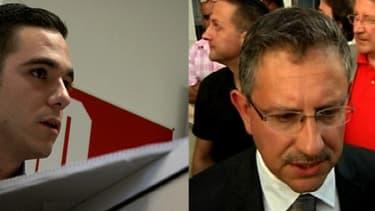 Etienne Bousquet-Cassagne (FN) et Jean-Louis Costes (UMP) se disputent la succession de Jérôme Cahuzac sur les bancs de l'Assemblée nationale