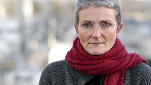 Nathalie Barré, en 2011.