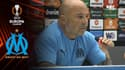 "Ligue Europa / OM : ""On mérite d'avoir 6 points"" regrette Sampaoli"