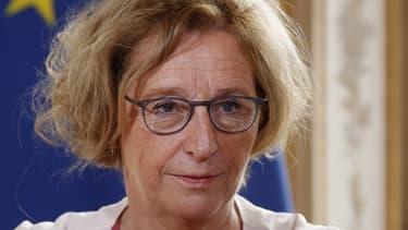 La ministre du Travail, Muriel Pénicaud, se félicite de la création de 9.000 conseils sociaux et économiques (CSE) dans les entreprises françaises, qui fusionne les instances représentatives du personnel.