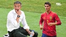 Euro : Enrique vole au secours de Morata, très critiqué en Espagne