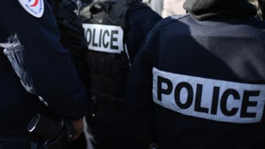 Des agents de police.(Photo d'illustration)