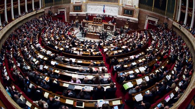 L'Assemblée nationale le 2 octobre 2012.