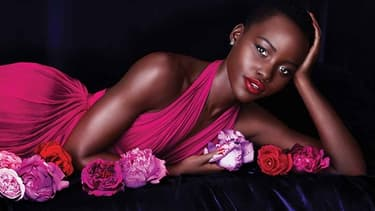 L'actrice Lupita N'yongo est l'égérie de la marque.