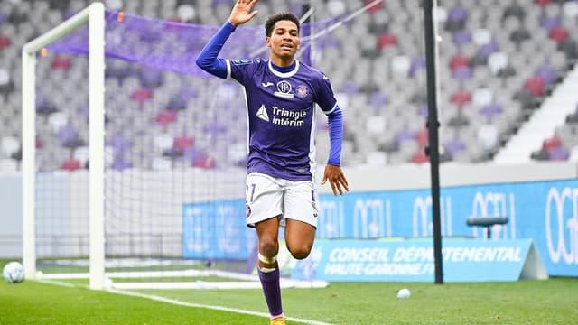 Toulouse en ligue 2