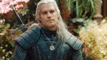 """Henry Cavill dans """"The Witcher"""""""