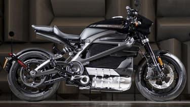 Harley Davidson n'a pas précisé quand il comptait reprendre la production de sa moto électrique.