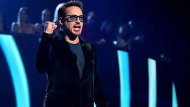 Robert Downey Jr. en janvier 2017
