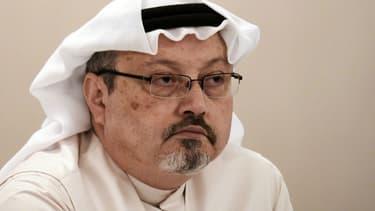 Le journaliste saoudien Jamal Khashoggi le 15 décembre 2014