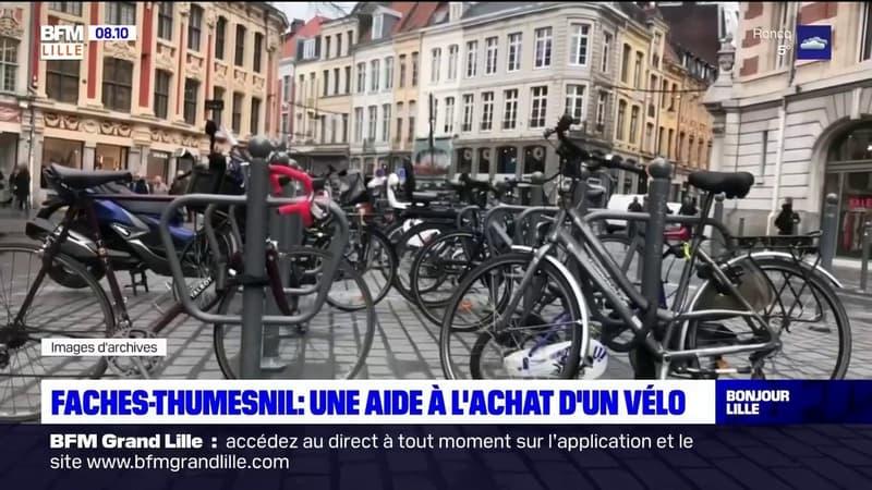 Faches-Thumesnil: une aide à l'achat d'un vélo à hauteur de 25%