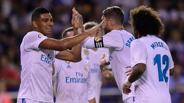 Casemiro a conclu un régal d'action collective du Real contre le Deportivo La Corogne ce dimanche (3-0).