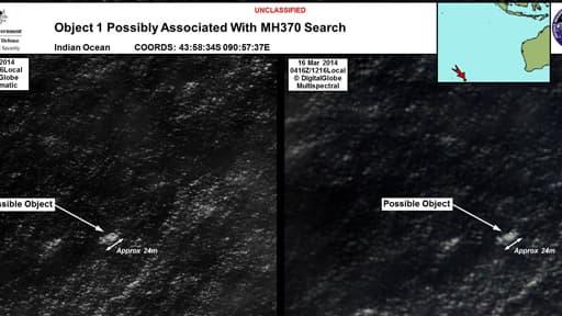 """Les autorités australiennes affiment avoir trouvé des """"objets"""" peut-être liés au vol MH370 (photo d'illustration)."""