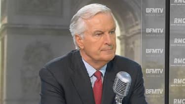 Michel Barnier, le Commissaire européen, a critiqué certaines réformes françaises