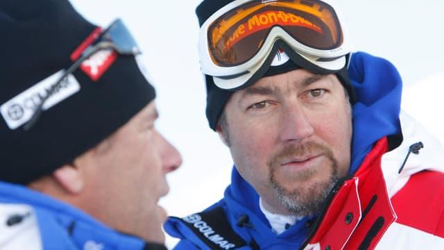 Fabien Saguez, DTN du ski français