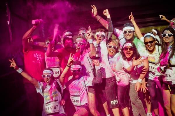 The Color Run 2015 à Paris dans l'effusion totale.