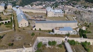 Le Fort des Têtes, à Briançon.