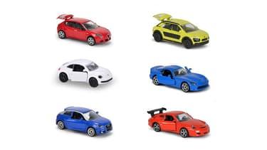 Les miniatures Majorette sont en vente chez Norauto