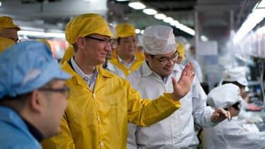 LG et Samsung Display, la division d'écrans de Samsung Electronics, seraint près de conclure un accord définitif avec Apple.