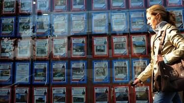 Plus que la difficulté de trouver un financement, c'est le prix de l'immobilier qui détournent les Français de l'immobilier.