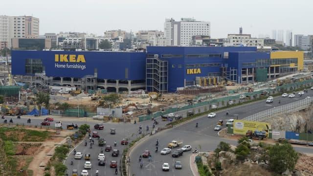 Ikea va ouvrir son premier magasin indien à Hyderabad (sud),