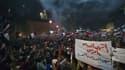 La destitution de Mohamed Morsi a suscité une nuit de liesse et de violences en Egypte.