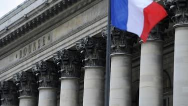 La semaine commence dans le rouge à la Bourse de Paris.