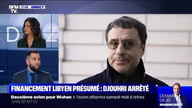 Soupçons de financement libyen de la campagne de Nicolas Sarkozy: Alexandre Djouhri a été arrêté à l'aéroport Roissy-Charles-de-Gaulle