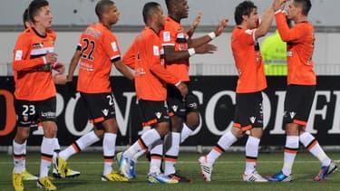 Le FC Lorient possède des comptes sains mais est régulièrement à la peine sportivement.