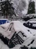 Neige à Mouy - Témoins BFMTV