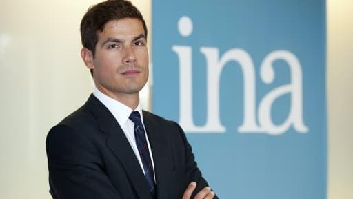 Mathieu Gallet est passé directement du cabinet du ministre de la Culture à la présidence de l'INA
