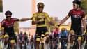 Egan Bernal vainqueur du Tour de France
