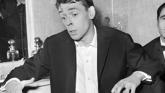 Jacques Brel en 1960.