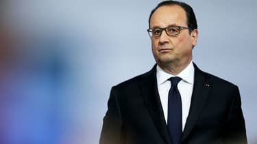 François Hollande, le 17 mai 2016.