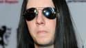 Joey Jordison en avril 2010 à Los Angeles