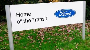 Ford, qui emploie 54.000 personnes en Europe, pourrait supprimer plus d'un millier d'emplois au Royaume-Uni