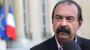 Philippe Martinez défilera à Paris jeudi