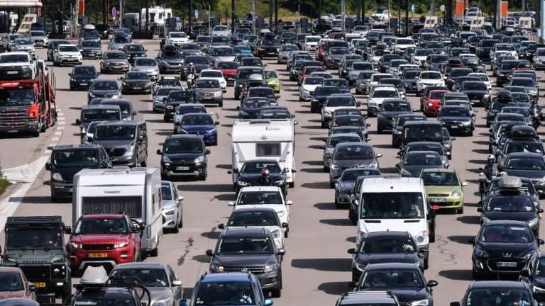 Chassé-croisé des vacances: un samedi noir attendu sur les routes
