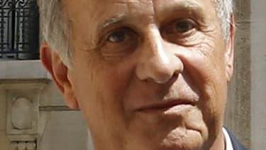 La chambre de l'instruction de la cour d'appel de Bordeaux a rejeté mardi la troisième demande de remise en liberté de Patrice de Maistre, l'ex-gestionnaire de fortune de Liliane Bettencourt. /Photo d'archives/REUTERS/Benoît Tessier