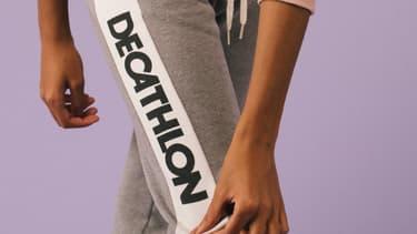 Decathlon ressort son jogging de 1985