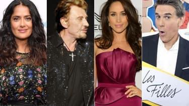 Les célébrités dans l'actualité cette semaine