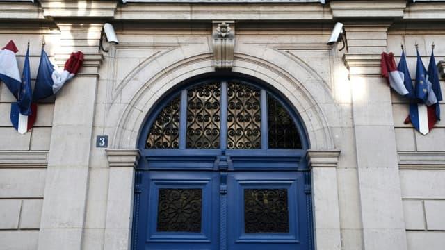 Le siège de l'Assistance publique-Hôpitaux de Paris (AP-HP) à Paris