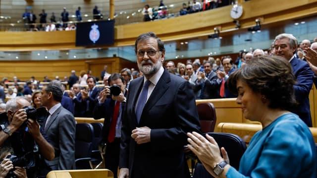 Mariano Rajoy, Premier ministre espagnol