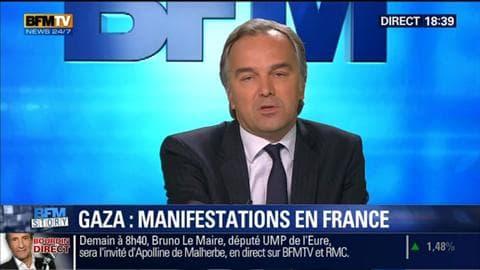 BFM Story: Y a-t-il un risque d'importation du conflit israélo-palestinien en France ? - 16/07