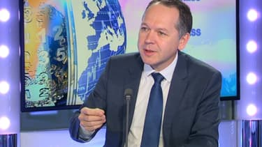 Patrick Ropert, le directeur général de SNCF Gares & Connexions, était l'invité de BFM Business.