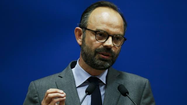 Edouard Philippe, nommé Premier ministre ce lundi par Emmanuel Macron.