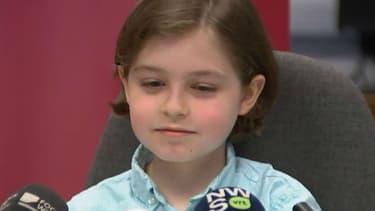 Laurent Simons, un jeune garçon belge de 8 ans, vient de décrocher l'équivalent du baccalauréat