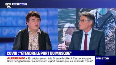 Story 1 : Jean Castex évoque de nouvelles mesures - 11/08