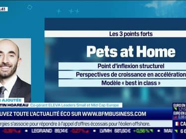 Quentin Hoareau (Eleva Capital) : Pets at Home à l'achat - 16/06